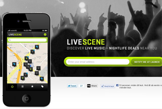 LiveScene – Discover live music and nightlife deals near you!