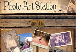 Photo Art Station