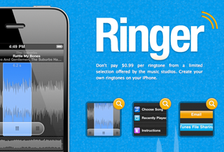 Ringer for iPhone