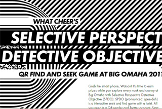Selective Perspective Detective Objective